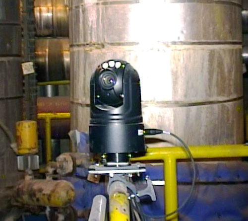 Industrial-Pan-Tilt-Zoom-Camera