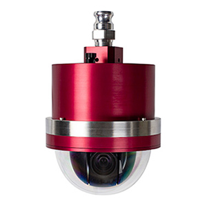 Underwater PTZ Camera