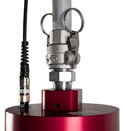 Underwater PTZ Camera Cam-Lock Pole